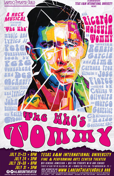"""""""The Who's Tommy"""""""